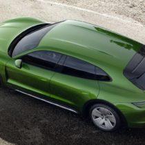 Фотография экоавто Porsche Taycan 4 Cross Turismo - фото 2