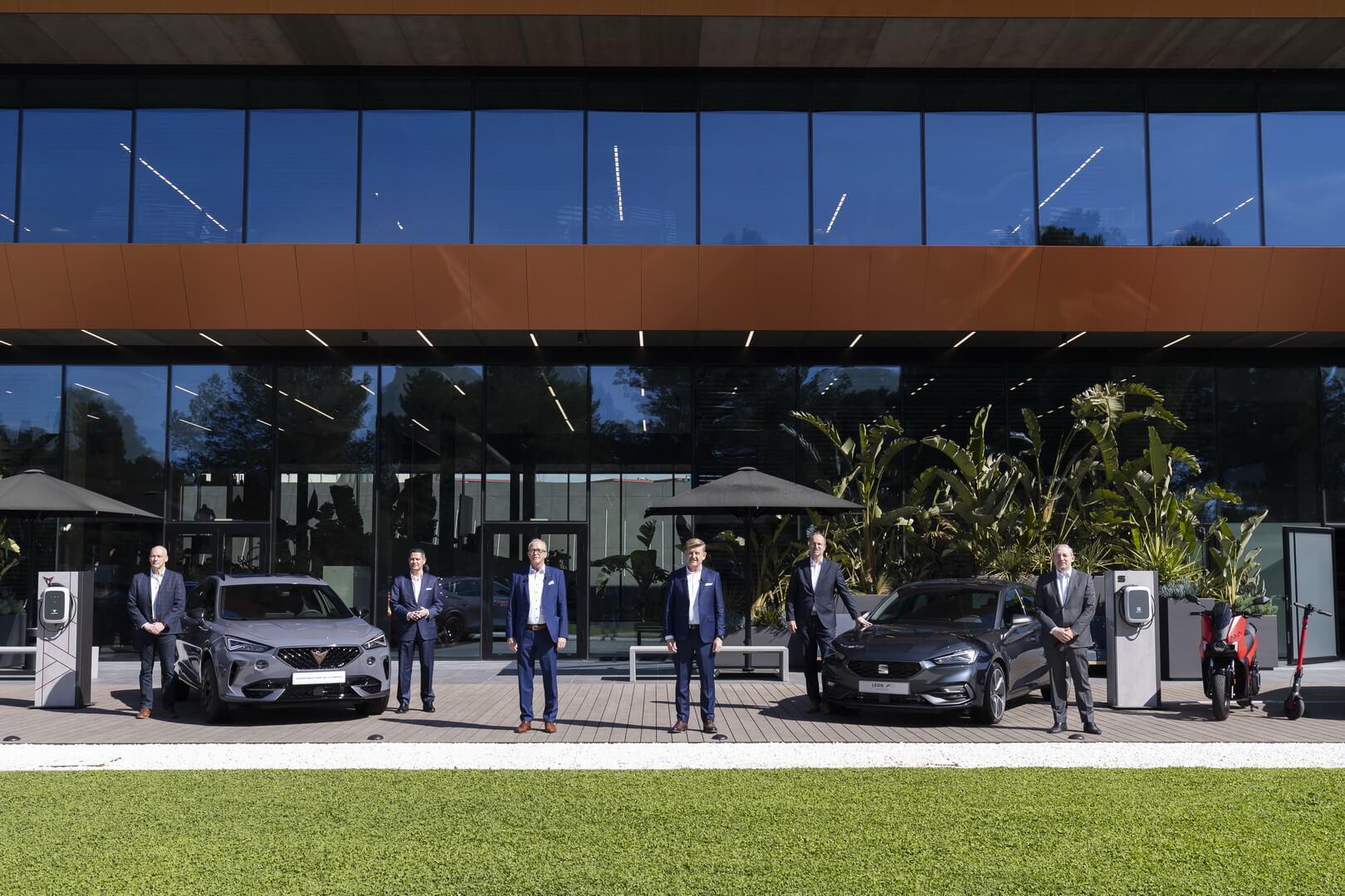 Мы намерены сделать Испанию центром производства электромобилей в Европ