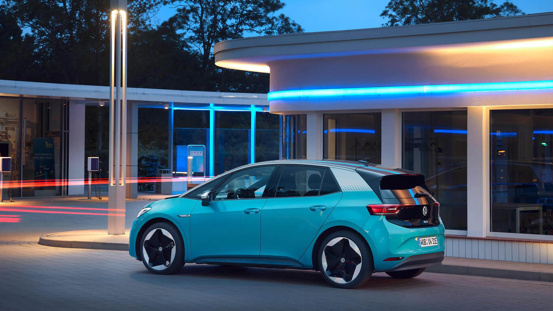 VW начнет регулярно обновлять ПО электромобилей с лета 2021 года