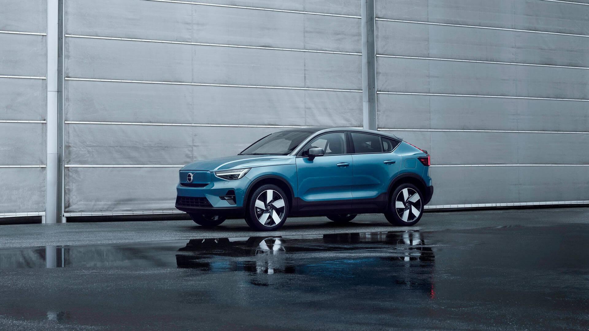 Фотография экоавто Volvo C40 Recharge - фото 3