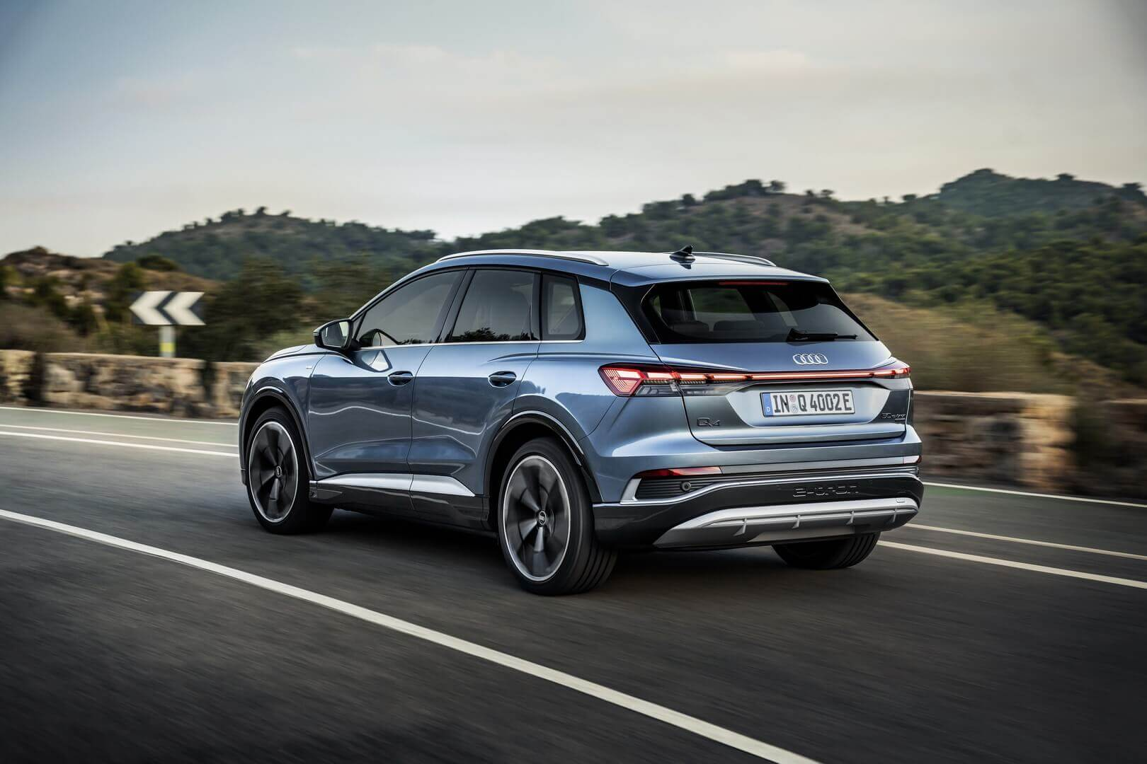 Q4 e-tron – самый дешевый электромобиль Audi на сегодняшний день