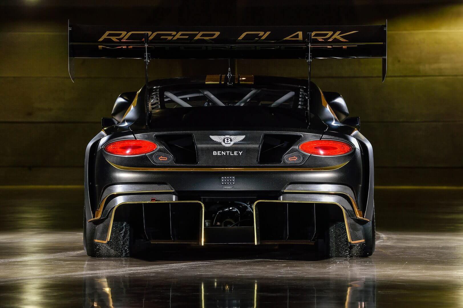 Bentley поднимется на Pikes Peak на биотопливном купе Continental GT3