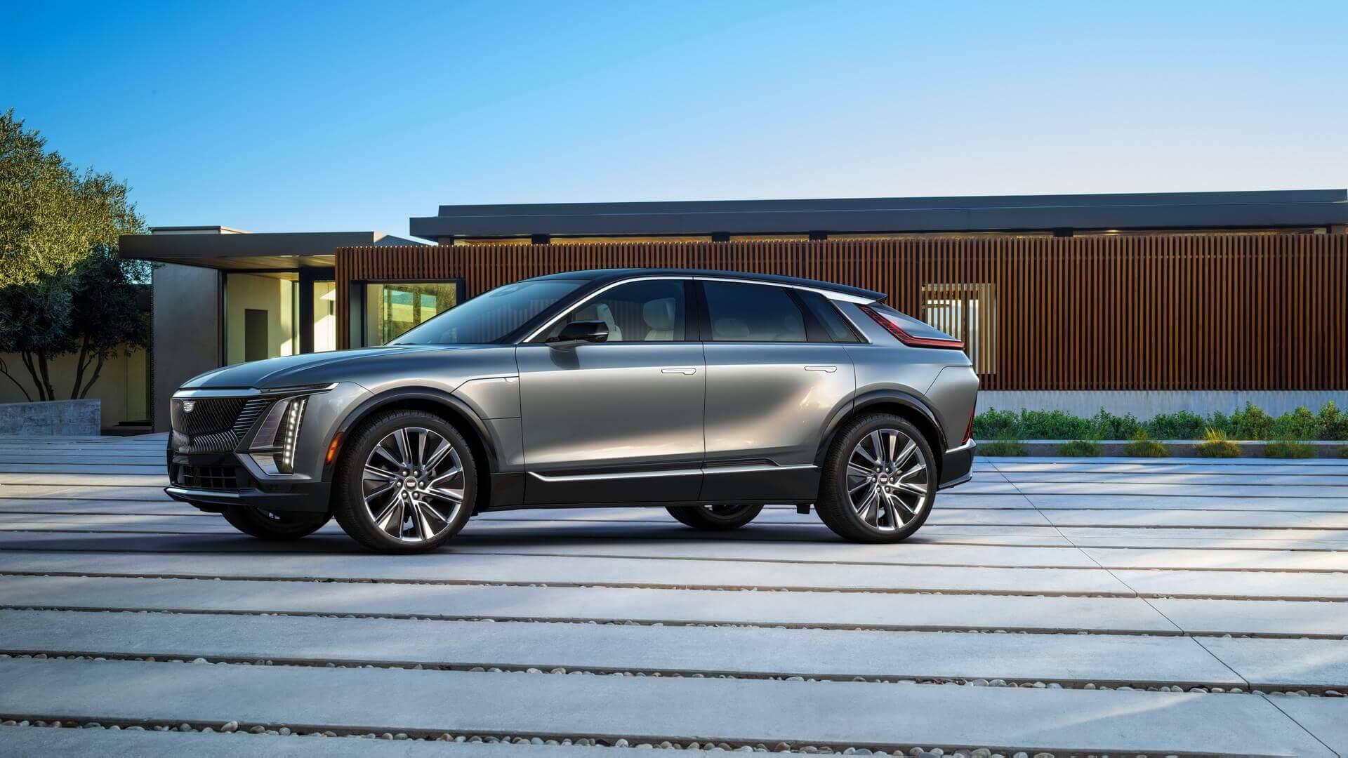 Серийный Cadillac LYRIQ стал точкой отсчета полной электрификации бренда