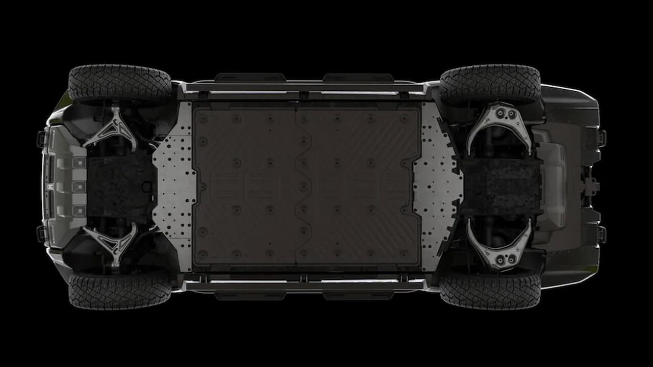 Фотография экоавто Внедорожник GMC Hummer EV Edition 1 с экстремальным внедорожным пакетом - фото 49