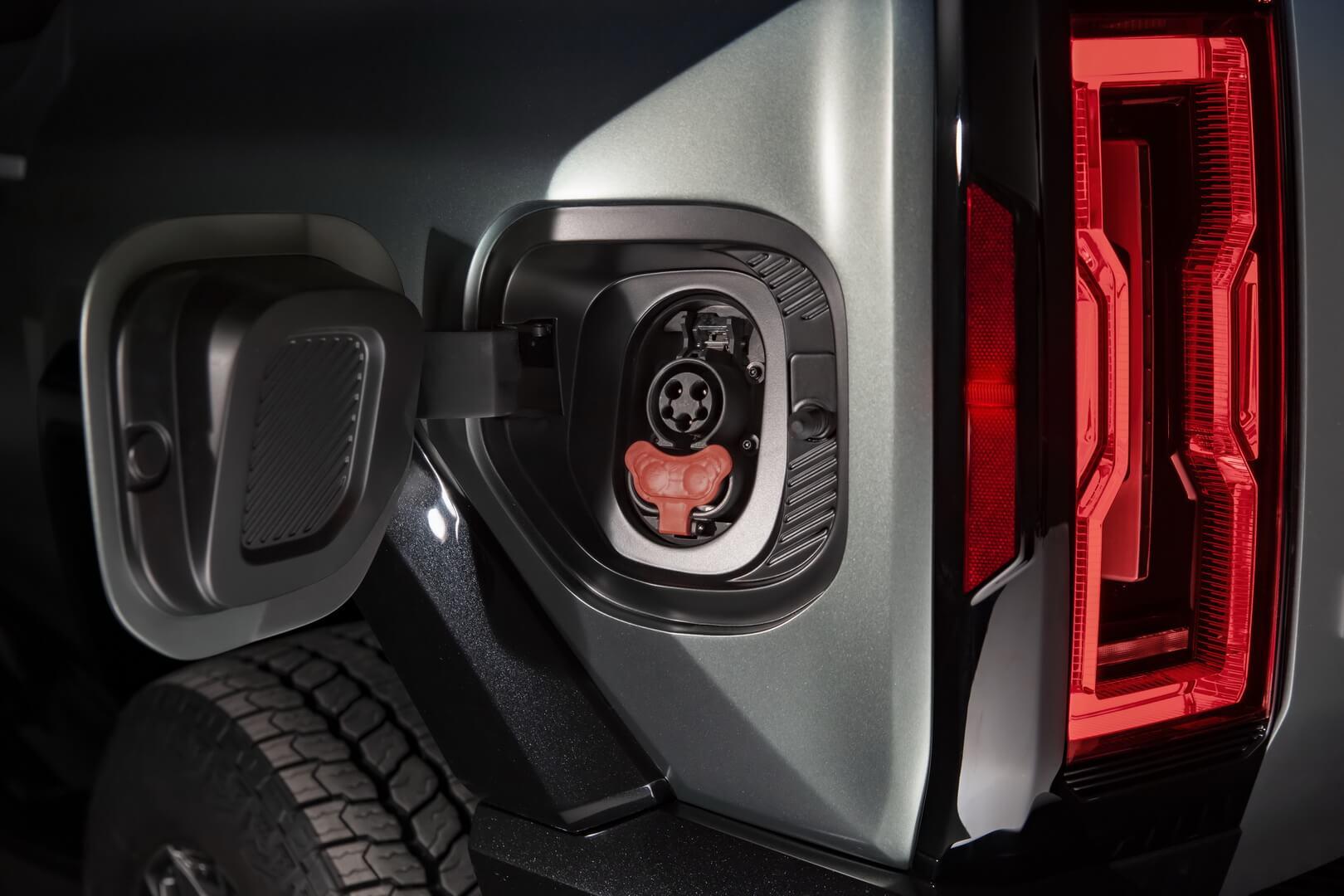 Фотография экоавто Внедорожник GMC Hummer EV Edition 1 с экстремальным внедорожным пакетом - фото 22