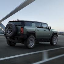 Фотография экоавто Внедорожник GMC Hummer EV Edition 1 с экстремальным внедорожным пакетом - фото 11