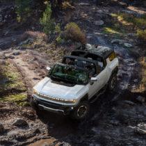 Фотография экоавто Внедорожник GMC Hummer EV Edition 1 с экстремальным внедорожным пакетом - фото 10