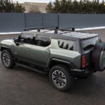 Фотография экоавто Внедорожник GMC Hummer EV Edition 1 с экстремальным внедорожным пакетом - фото 28