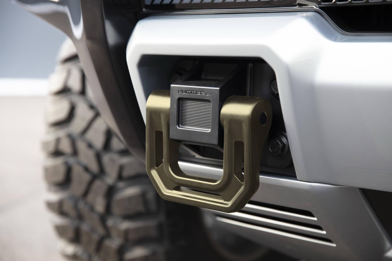 Фотография экоавто Внедорожник GMC Hummer EV Edition 1 с экстремальным внедорожным пакетом - фото 24