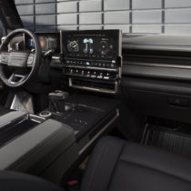 Фотография экоавто Внедорожник GMC Hummer EV Edition 1 с экстремальным внедорожным пакетом - фото 35