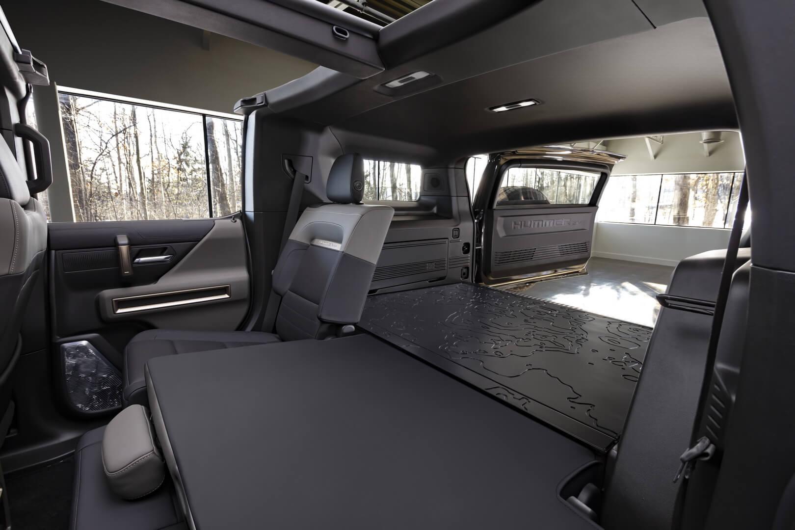 Фотография экоавто Внедорожник GMC Hummer EV Edition 1 с экстремальным внедорожным пакетом - фото 39