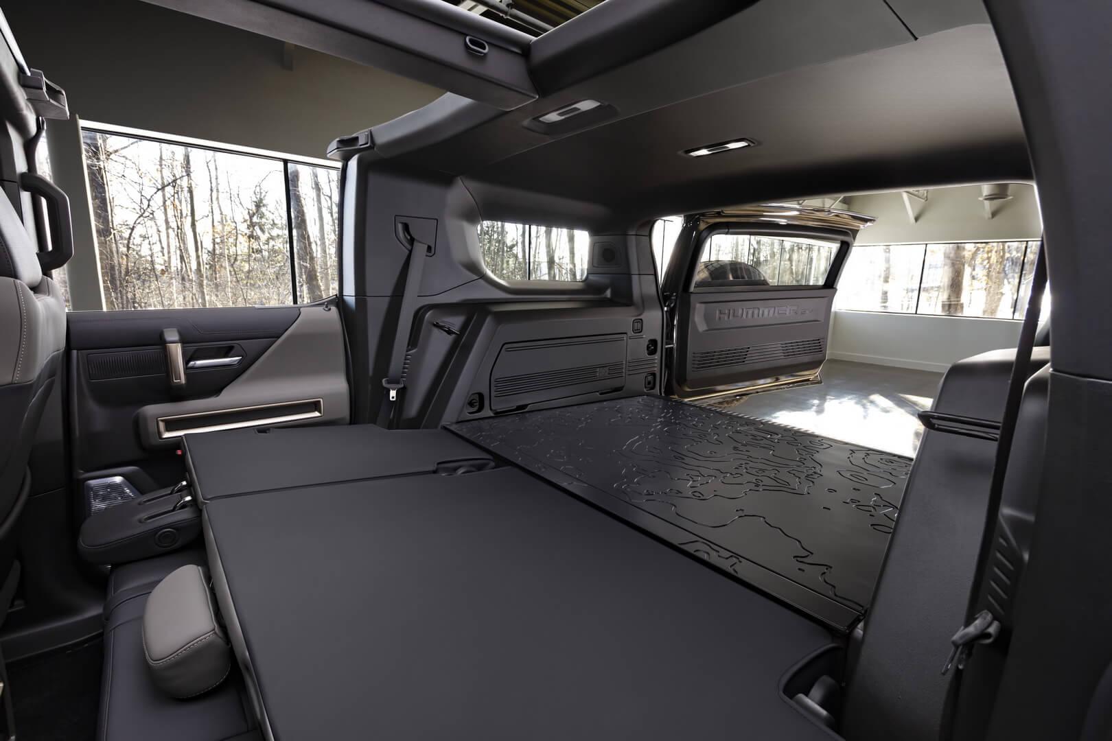 Фотография экоавто Внедорожник GMC Hummer EV Edition 1 с экстремальным внедорожным пакетом - фото 38