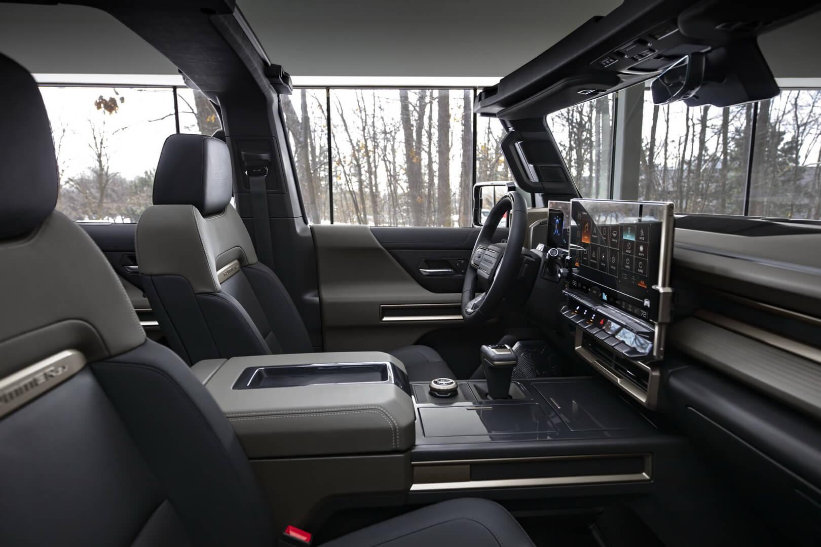 Фотография экоавто Внедорожник GMC Hummer EV Edition 1 с экстремальным внедорожным пакетом - фото 36