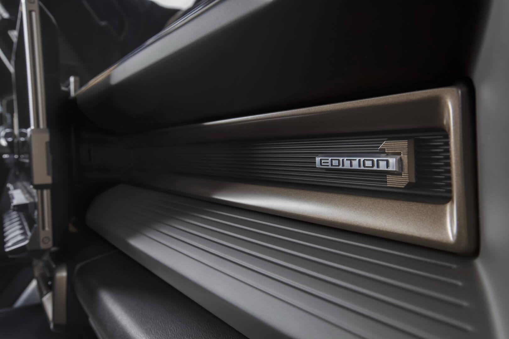 Фотография экоавто Внедорожник GMC Hummer EV Edition 1 с экстремальным внедорожным пакетом - фото 43
