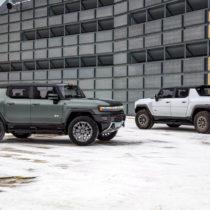 Фотография экоавто Внедорожник GMC Hummer EV Edition 1 с экстремальным внедорожным пакетом - фото 32