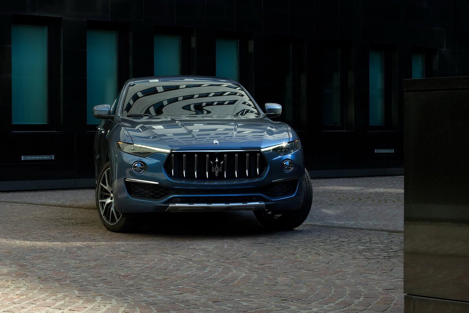 Levante Hybrid: представлен первый гибридный кроссовер Maserati