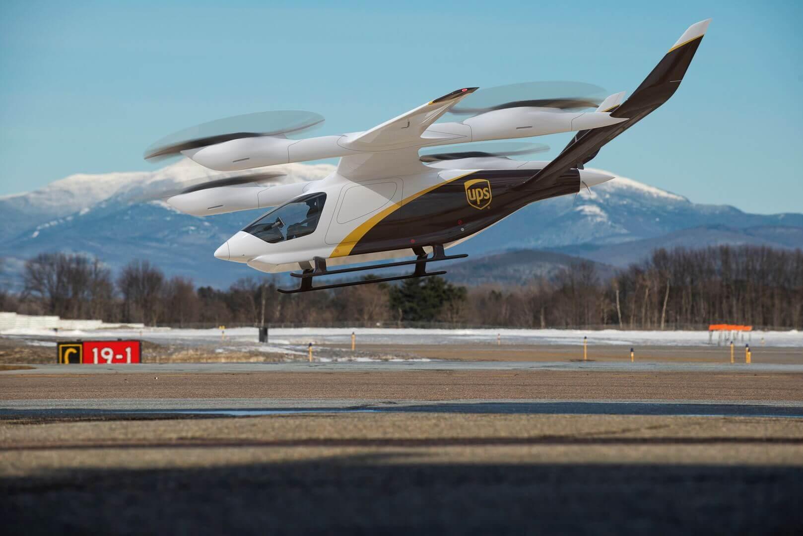 Электрические самолеты BETA eVTOL спроектированы так, чтобы в будущем летать автономно