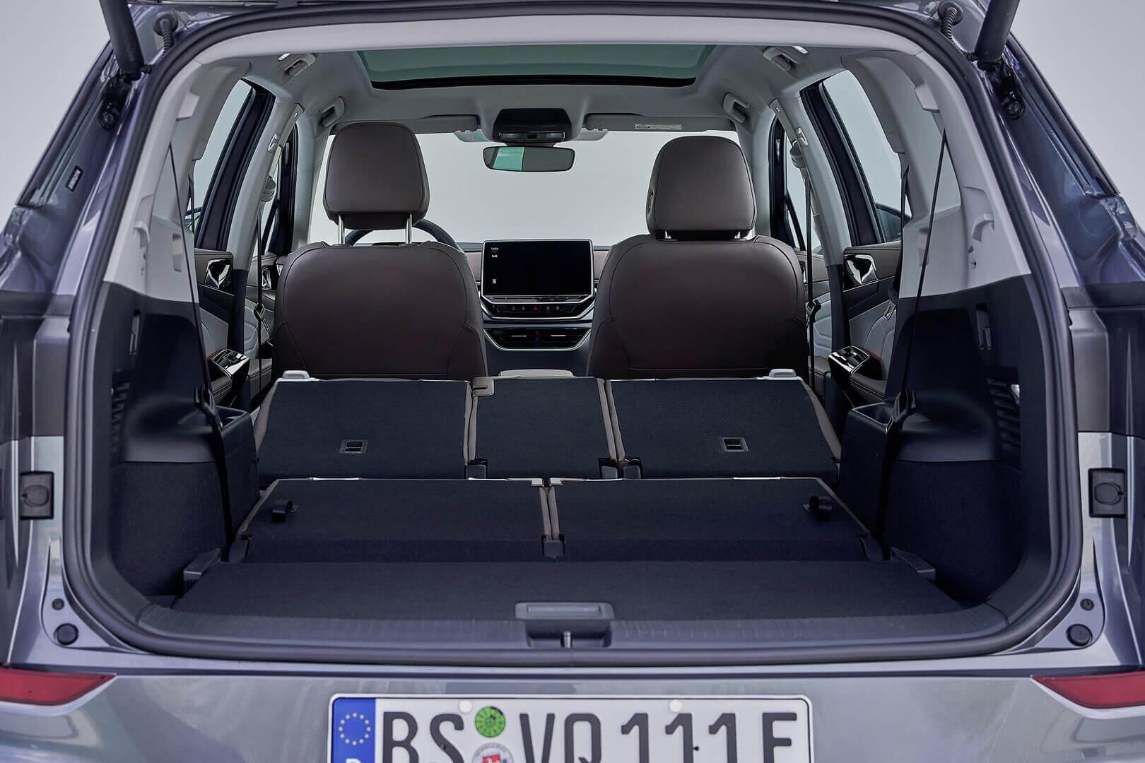 7-местный Volkswagen ID.6 официально выходит на рынок Китая