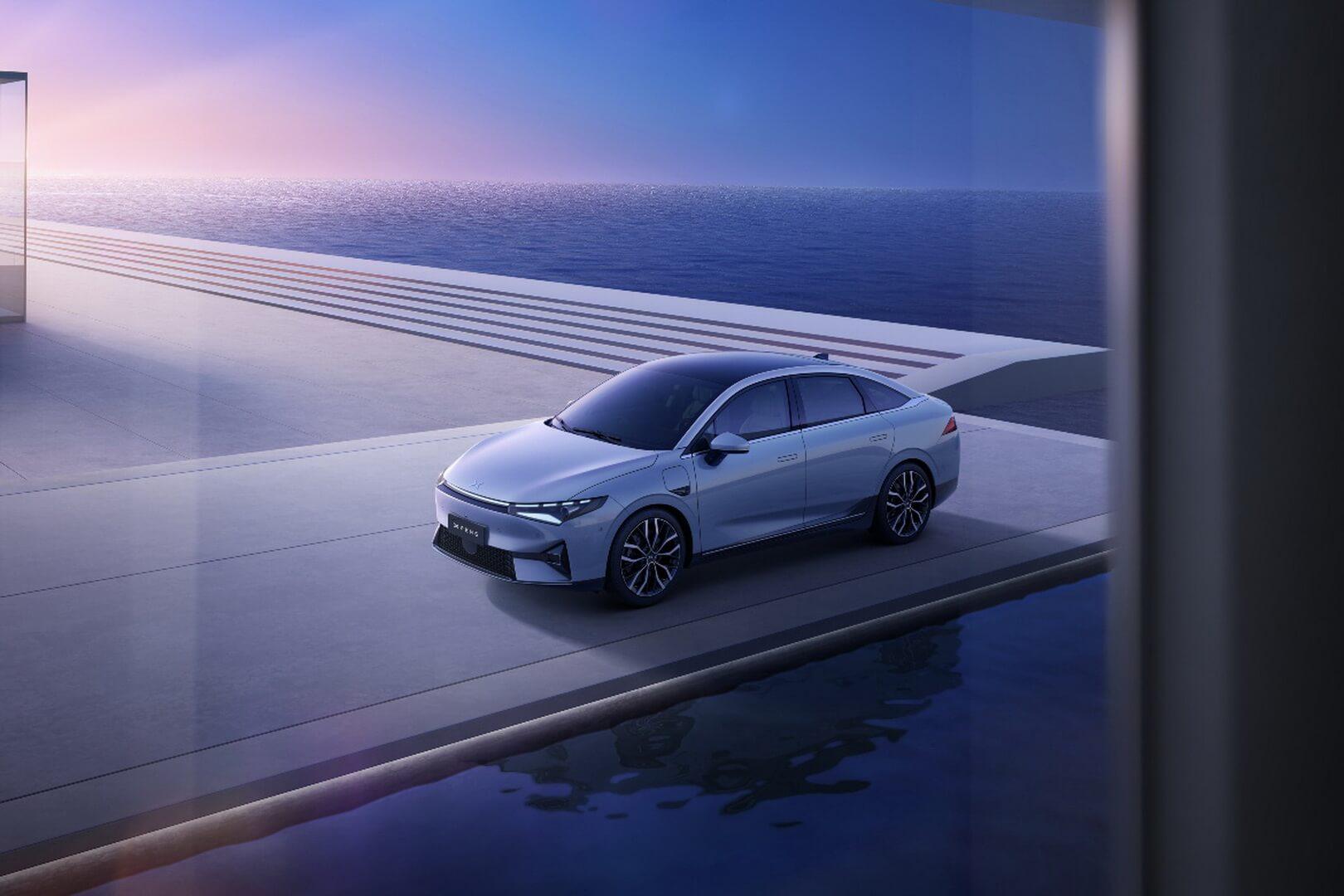 Новый электроседан XPeng P5 становится первым в мире серийным автомобилем, оснащенным технологией LiDAR, выводя конкуренцию в области автономного вождения на новый уровень