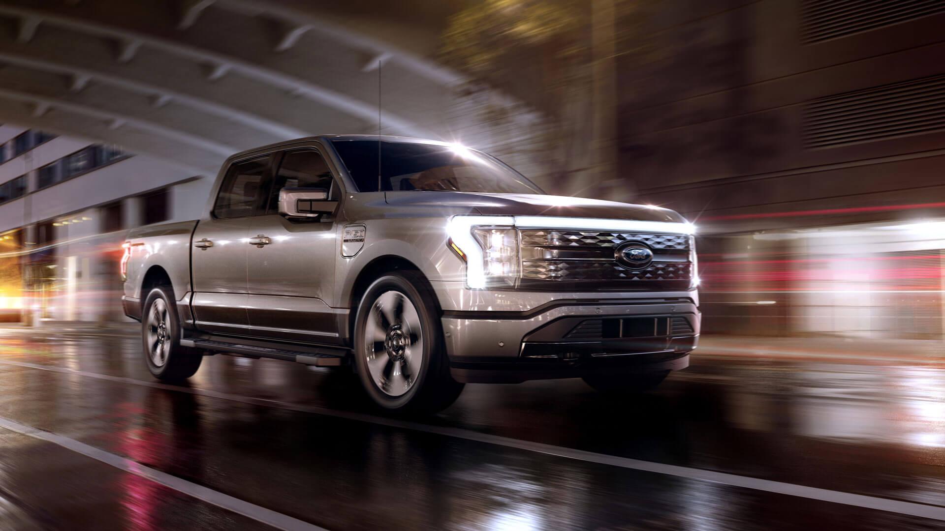 Ford получил 100000 предзаказов наF-150 Lightning затри недели