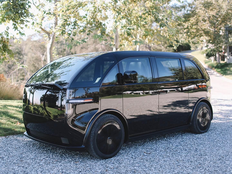 Электрический фургон Canoo «Lifestyle Vehicle» будет стоить от $34 750