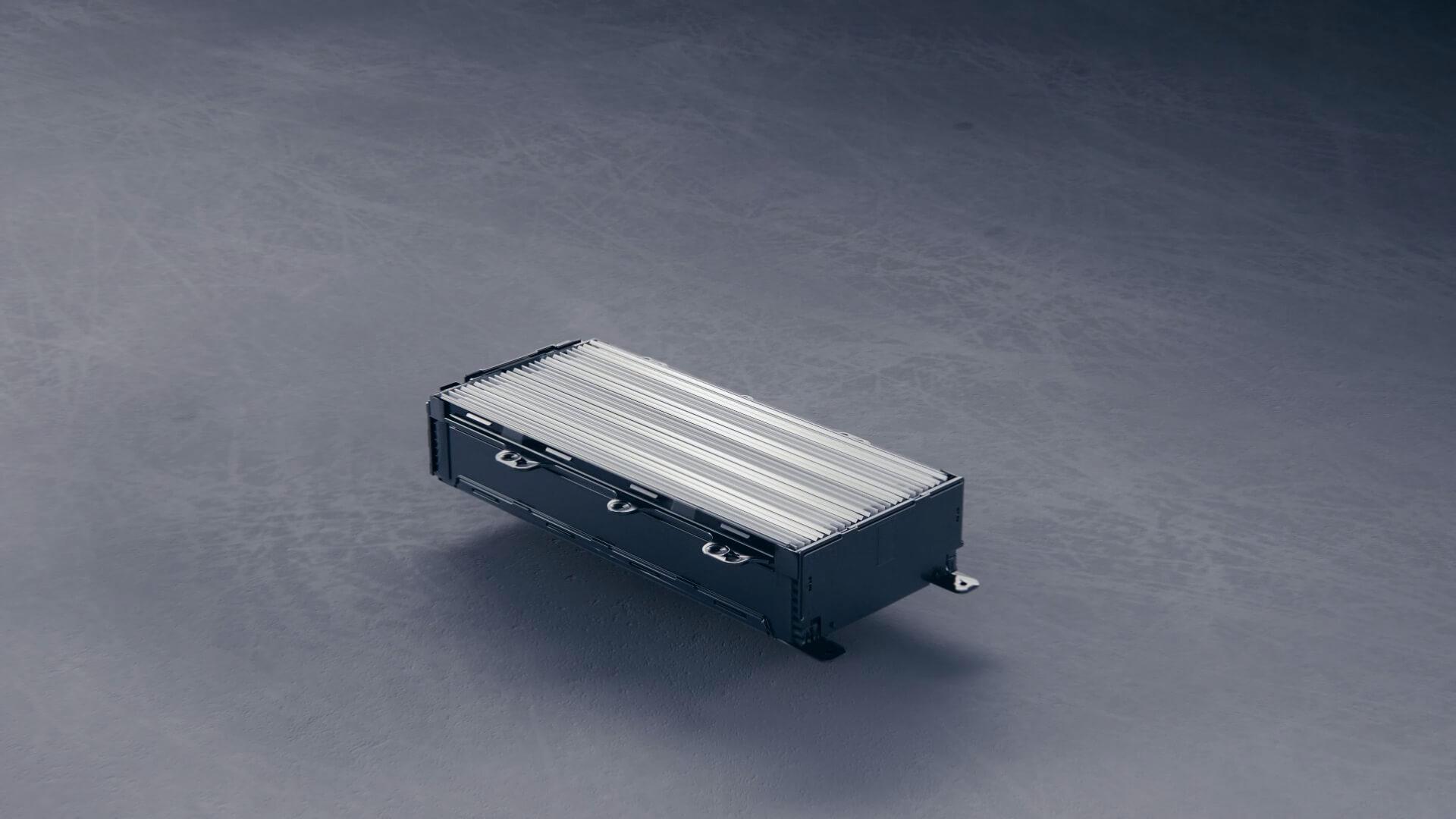 Каждый аккумуляторный модуль General Motors Ultium содержит 24 аккумуляторных элемента