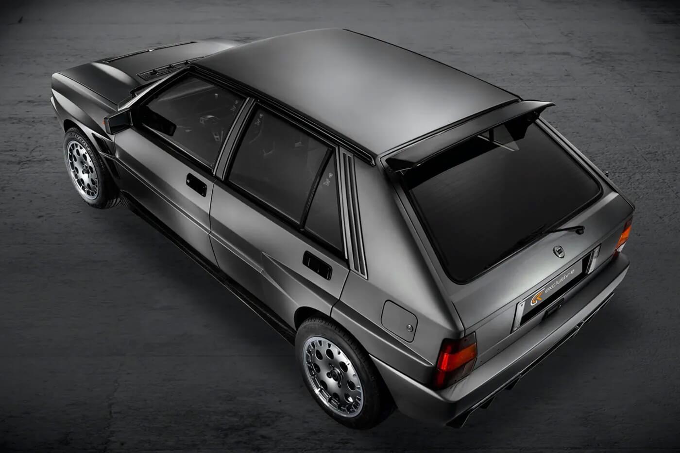 Lancia Delta Evo-e: легенда становится электрической
