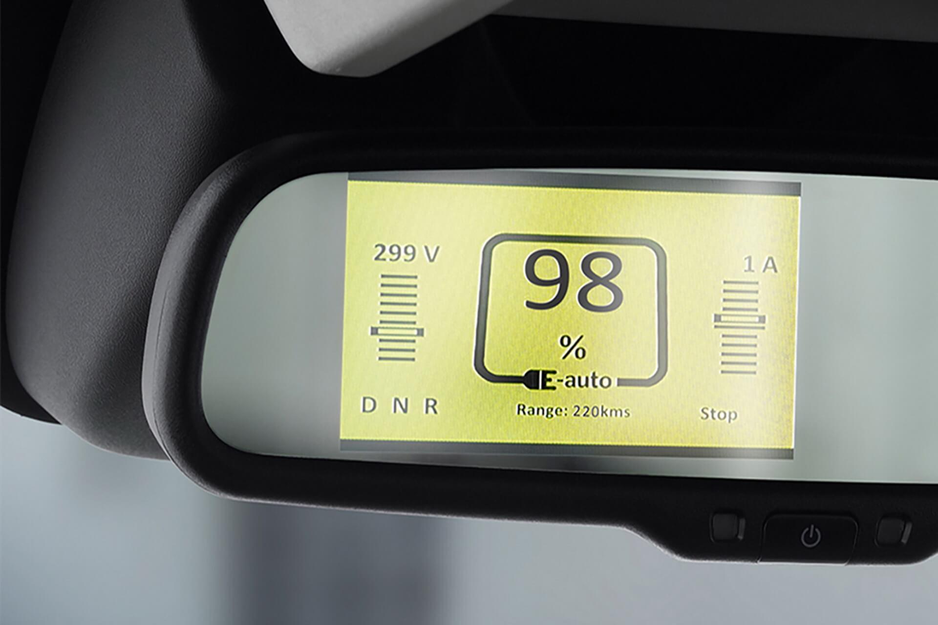 Электрифицированные показатели фургона Opel Movano-e