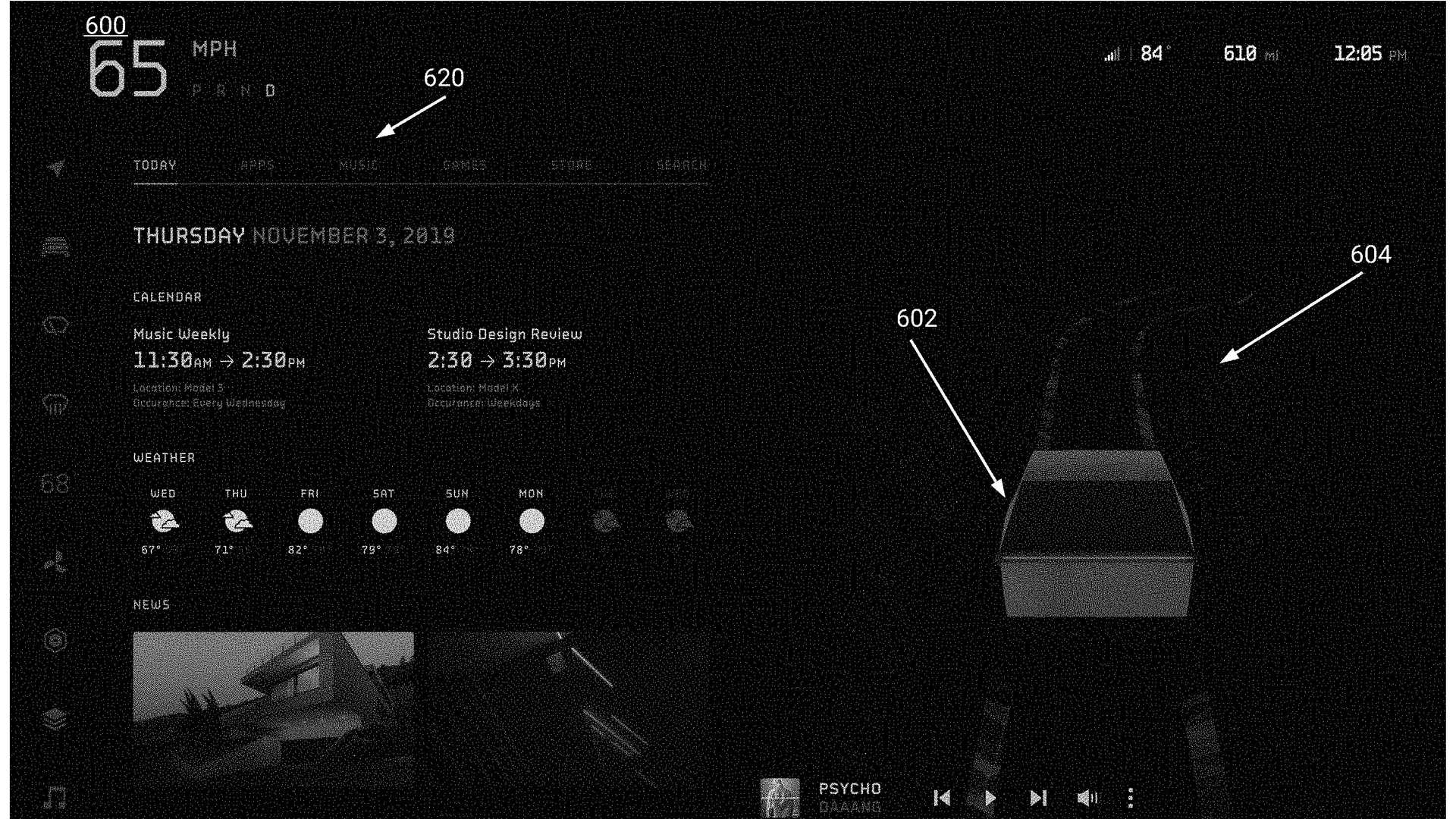 В патентах Tesla для Cybertruck показан запас хода 982 км