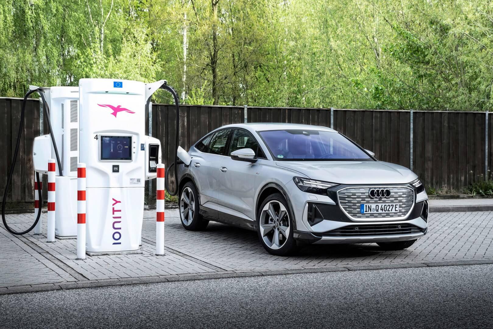 Audi полностью перейдет наэлектромобили с2033 года заисключением Китая