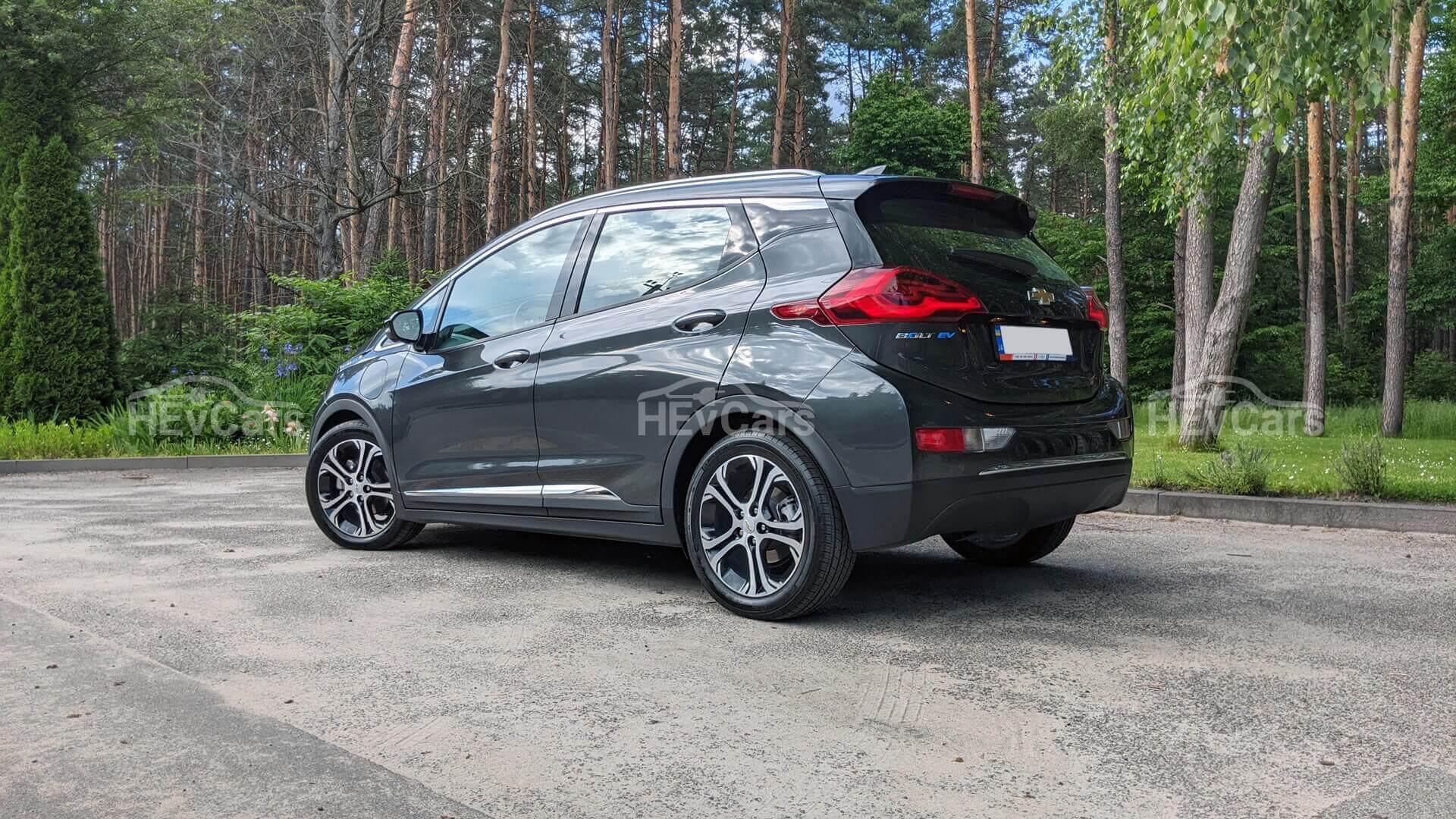 Chevrolet Bolt EV2020 модельного года не имеет проблем с аккумуляторной батареей