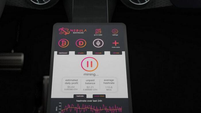 ВКанаде планируют представить первый криптоавтомобиль