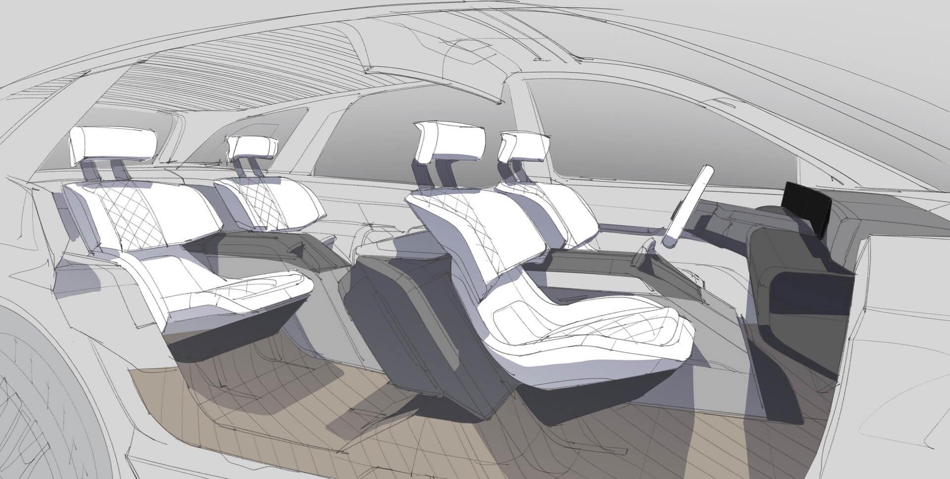 Первый электромобиль Lincoln будет отличаться от нынешних автомобилей, поскольку платформа электромобиля позволяет сделать салон более просторным