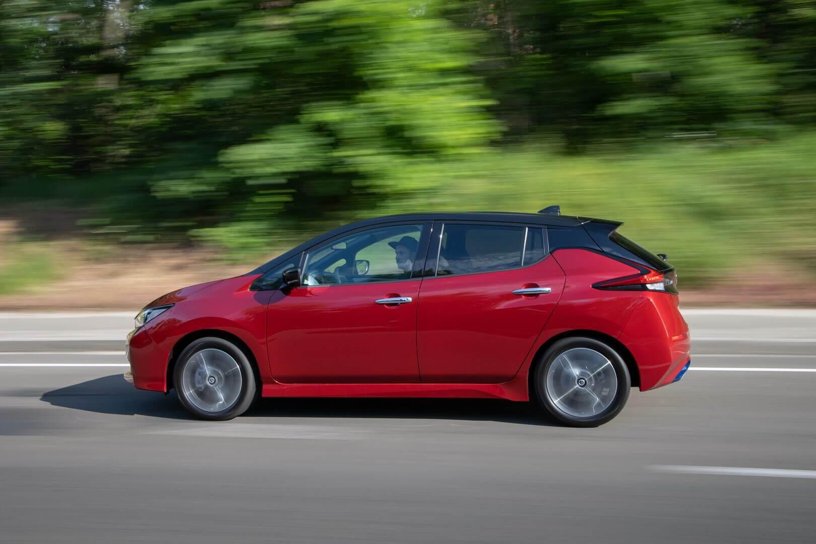 Продажи Nissan LEAF официально стартовали вУкраине