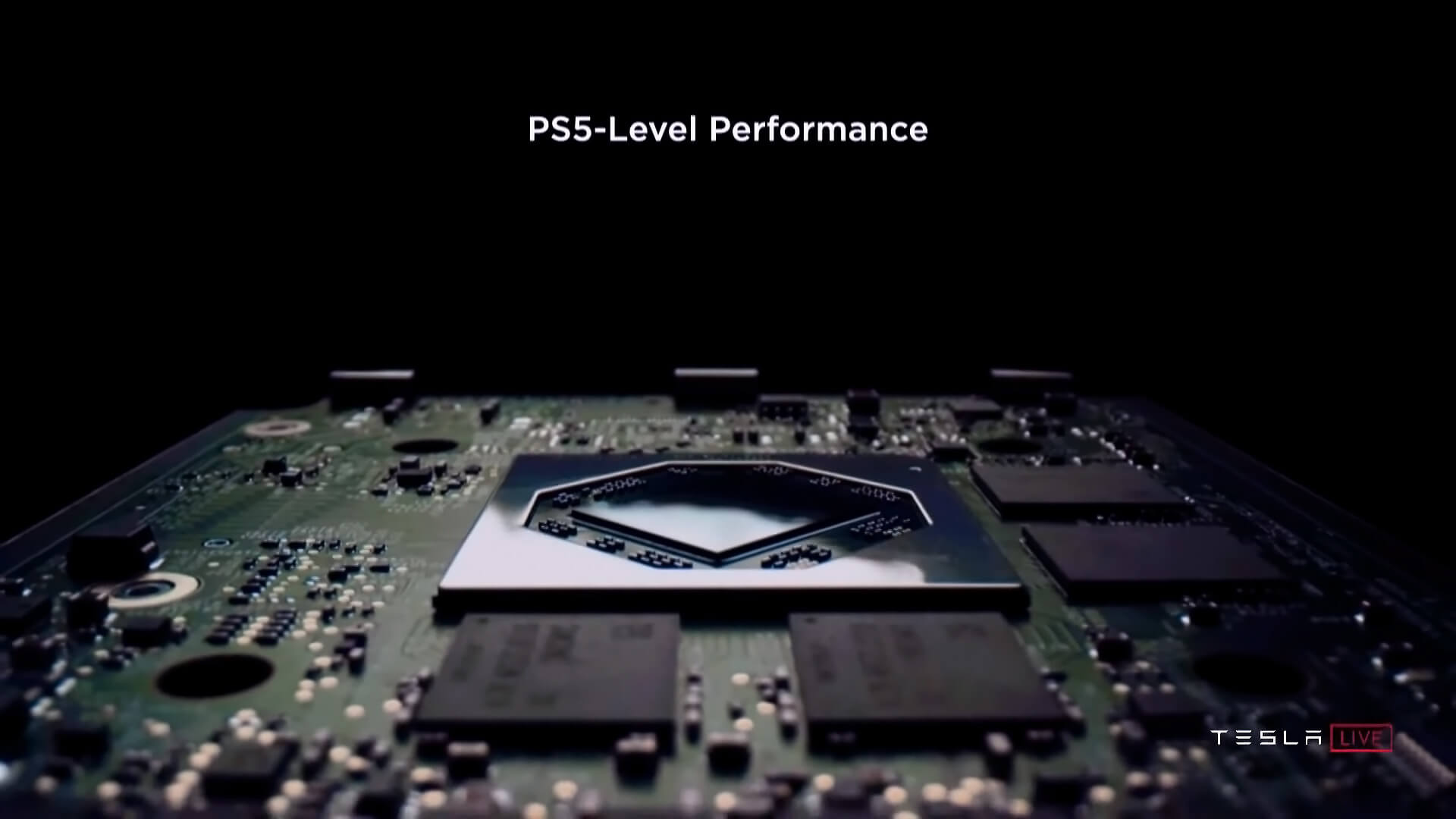 Model SPlaid имеет 10 терафлопс вычислительной мощности, что соответствует уровня PlayStation 5