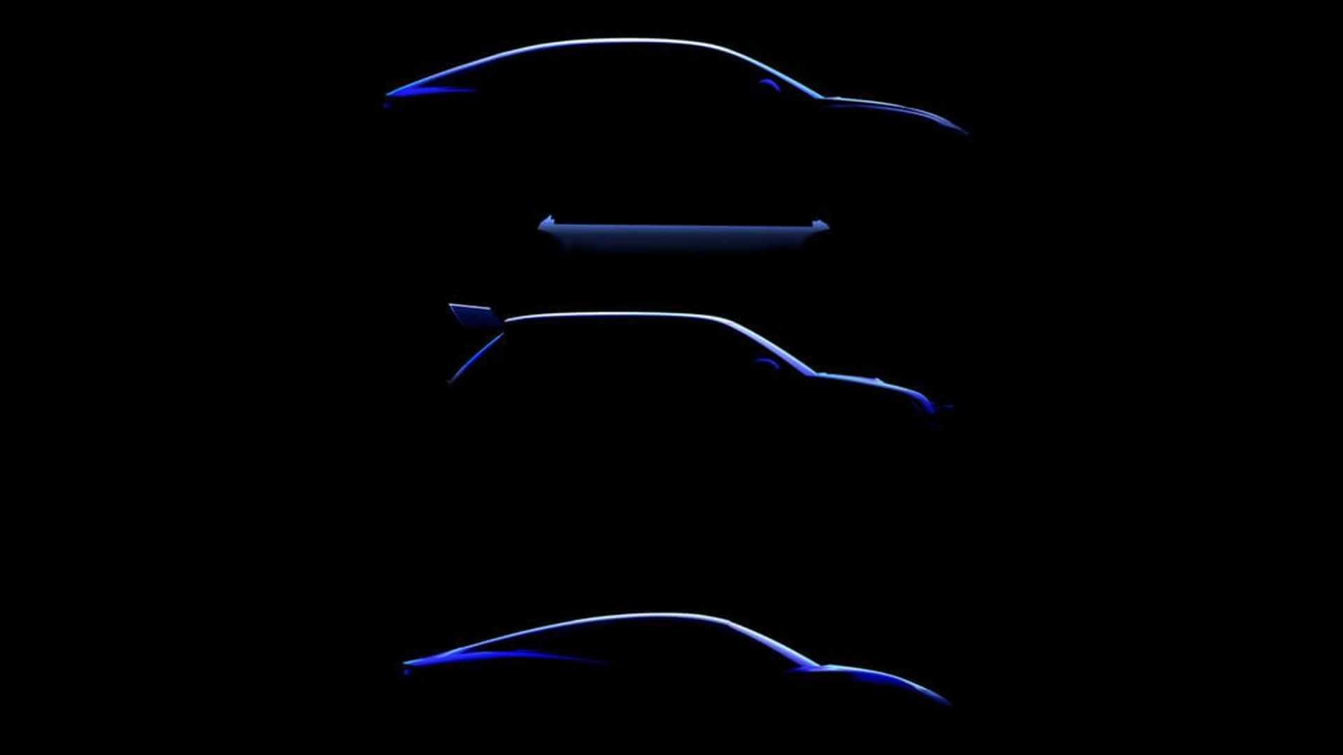 Alpine готовит три высокопроизводительных электромобиля