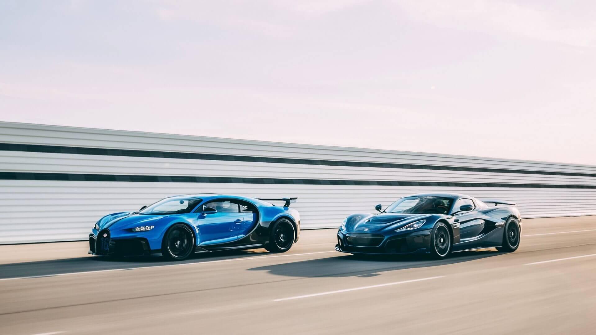 Bugatti-Rimac— новый бренд для гиперкаров под патронажем Porsche