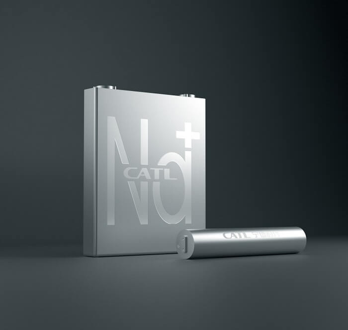 CATL представила натрий-ионный аккумулятор (Na-ion)