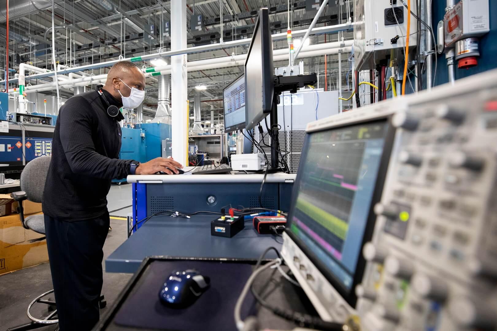 Ford Ion Park— новый глобальный центр передового опыта компании вобласти аккумуляторов