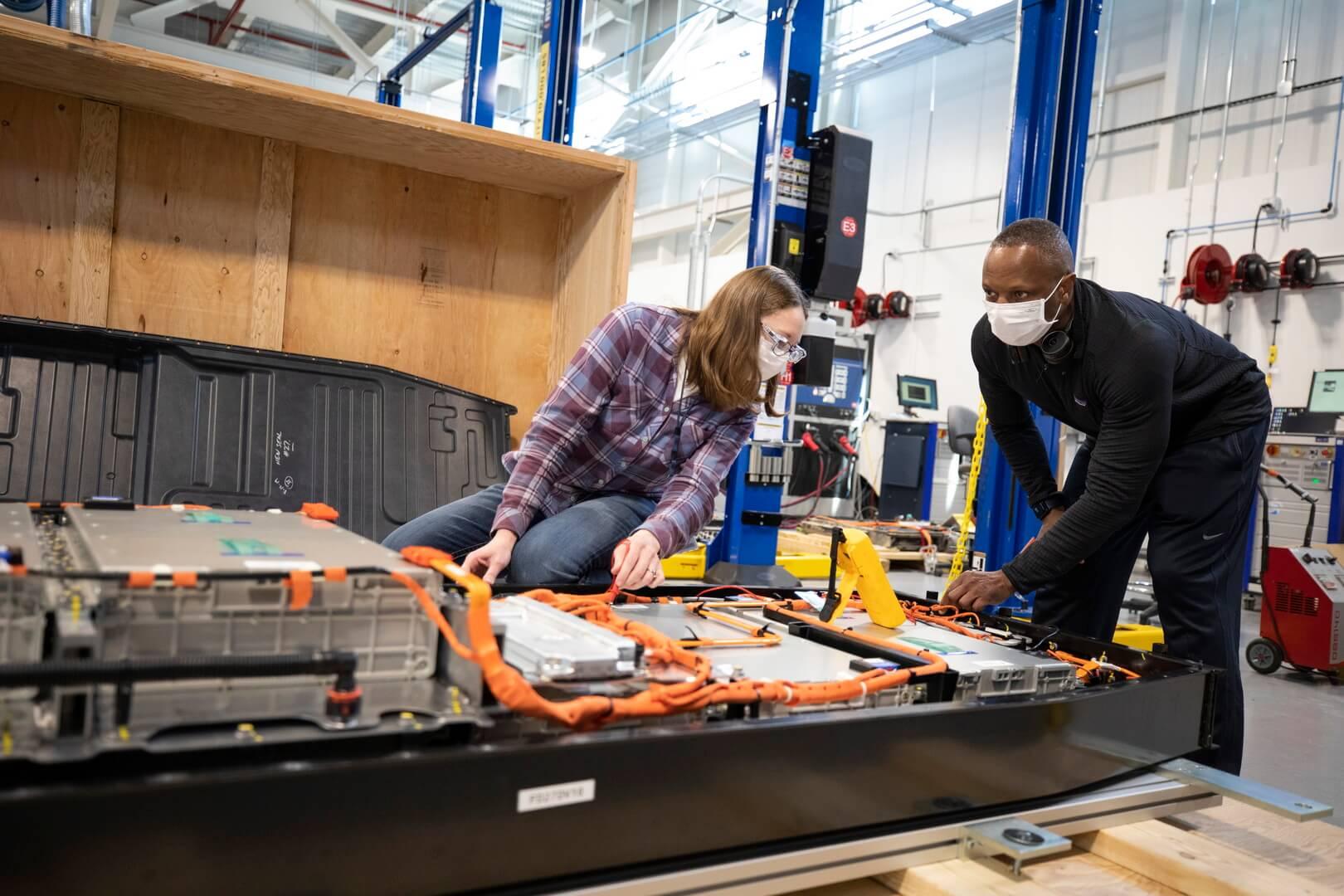 Новая учебная лаборатория Ford — Ford Ion Park — будет базироваться в Ромулусе, штат Мичиган
