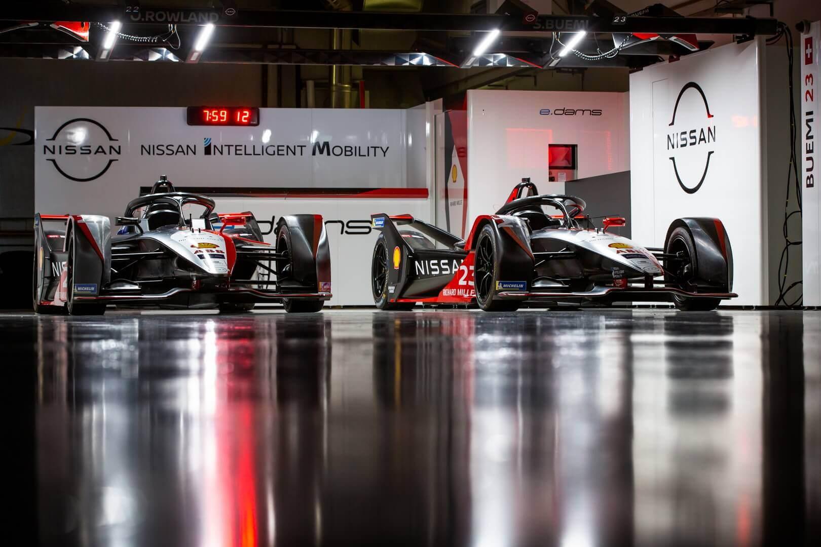 Nissan запускает программу развития функций мозга для повышения эффективности пилотов Формулы Е