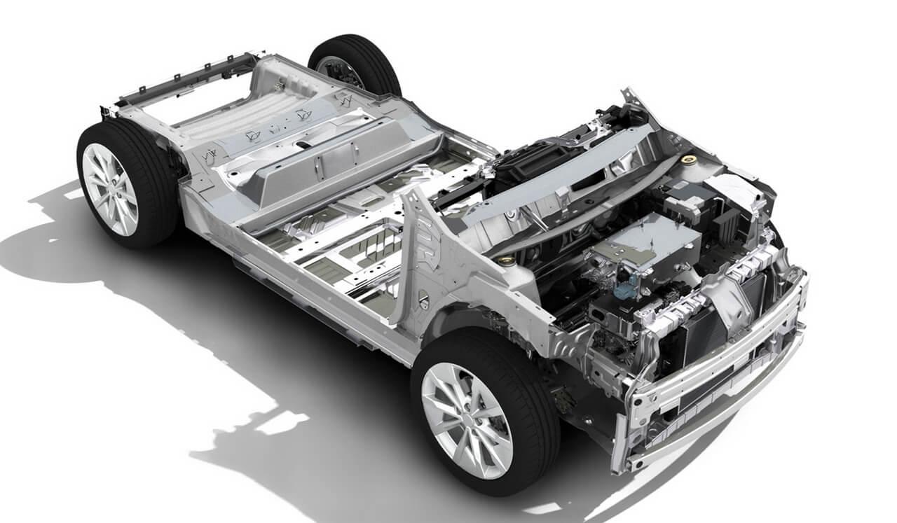 Электромобильная платформа CMF-BEV