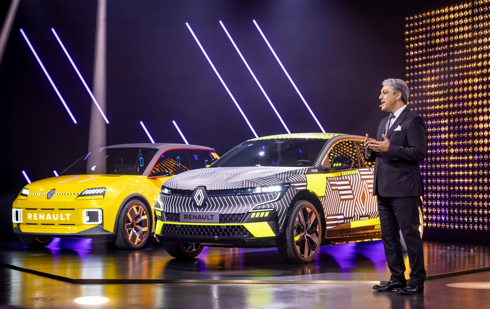 Renault планирует производить конкурентоспособные электромобили во Франции