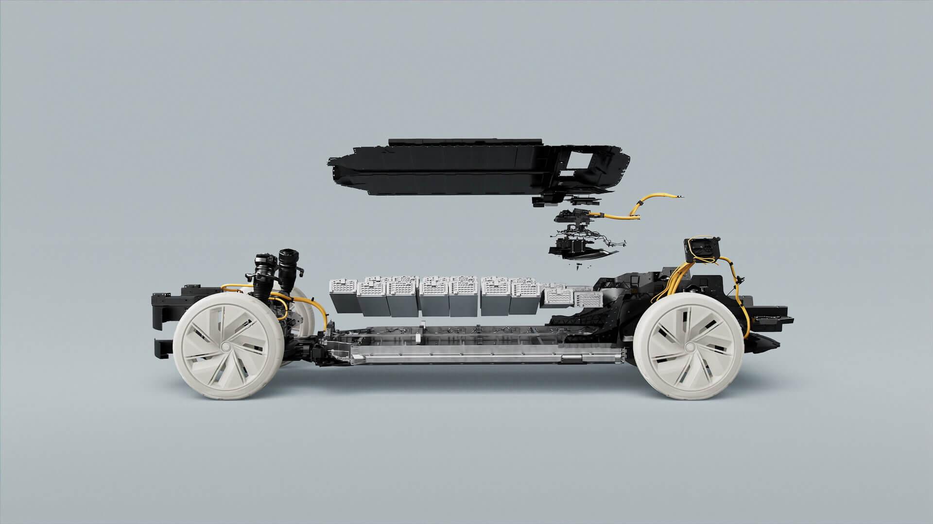 В этом же десятилетии Volvo Cars ориентируется на преодоление отметки плотности энергии в 1000 Вт·ч/л, чтобы достичь 1000 км реального запаса хода на электротяге