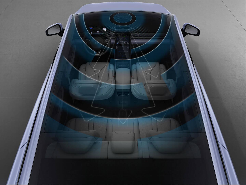 Новая модель XPeng P5, оснащенная лидаром, подогревает конкуренцию на китайском рынке электромобилей