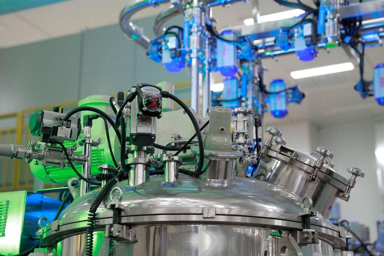 Полностью автоматизированная и высокоточная производственная система завода BYD