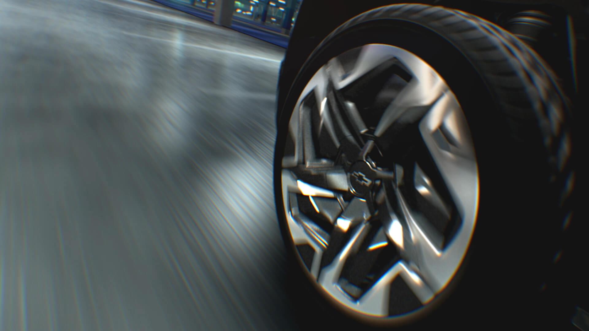 Электрический пикап Chevrolet Silverado получит 4-х колесное рулевое управление
