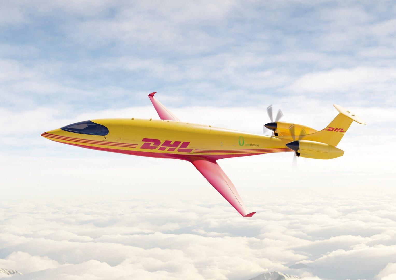DHL добавит всвой парк 12электрических самолетов