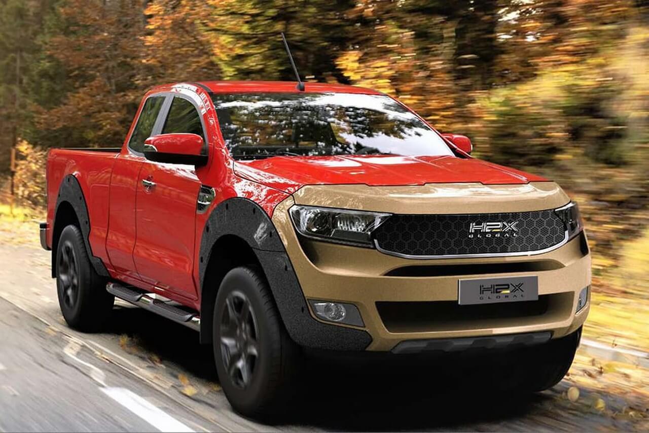В Австралии разрабатывают пикап на топливных элементах на основе Ford Ranger
