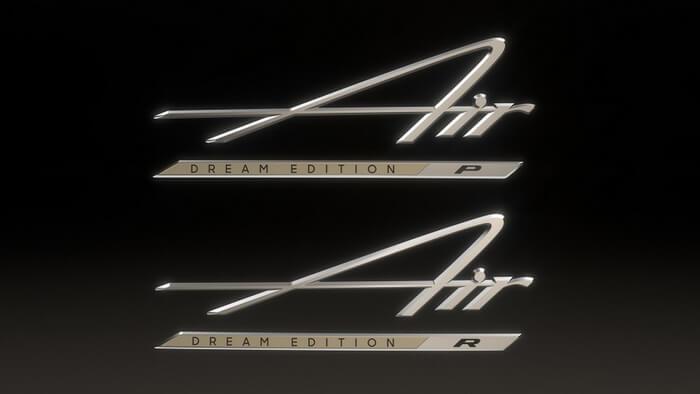 Lucid Motors рассказала о2новых модификациях электрического седана Air Dream Edition: Performance иRange